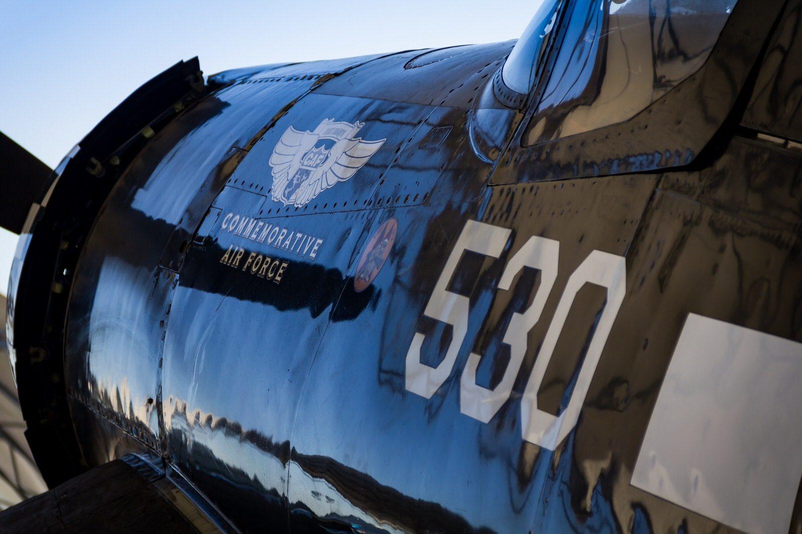 "CAF FG-1D Corsair ""The 530"""