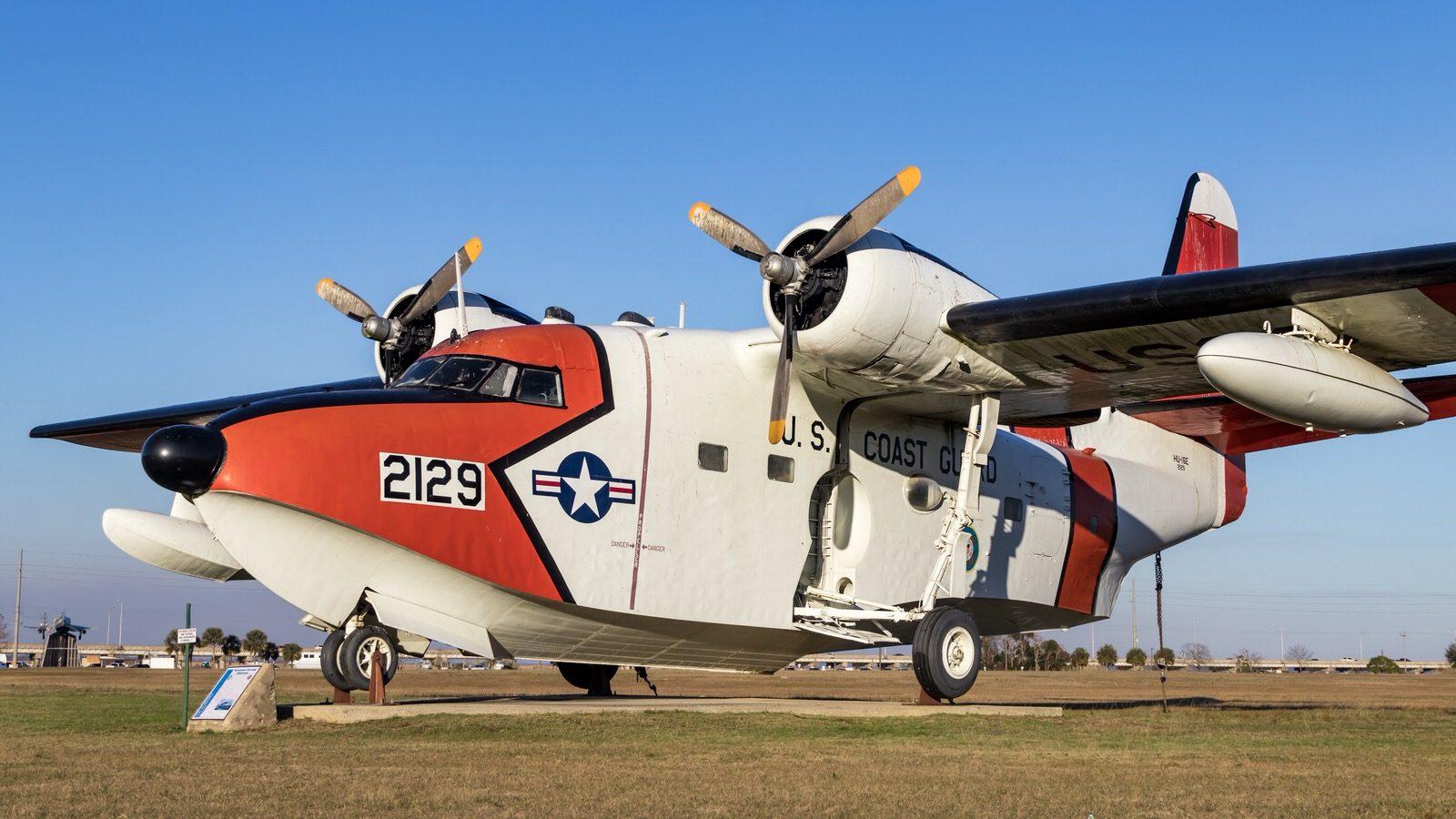 USCG HU-16 Albatross