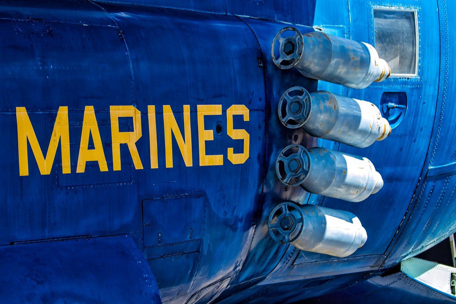 "Blue Angels C-130 ""Fat Albert"" JATO rockets"