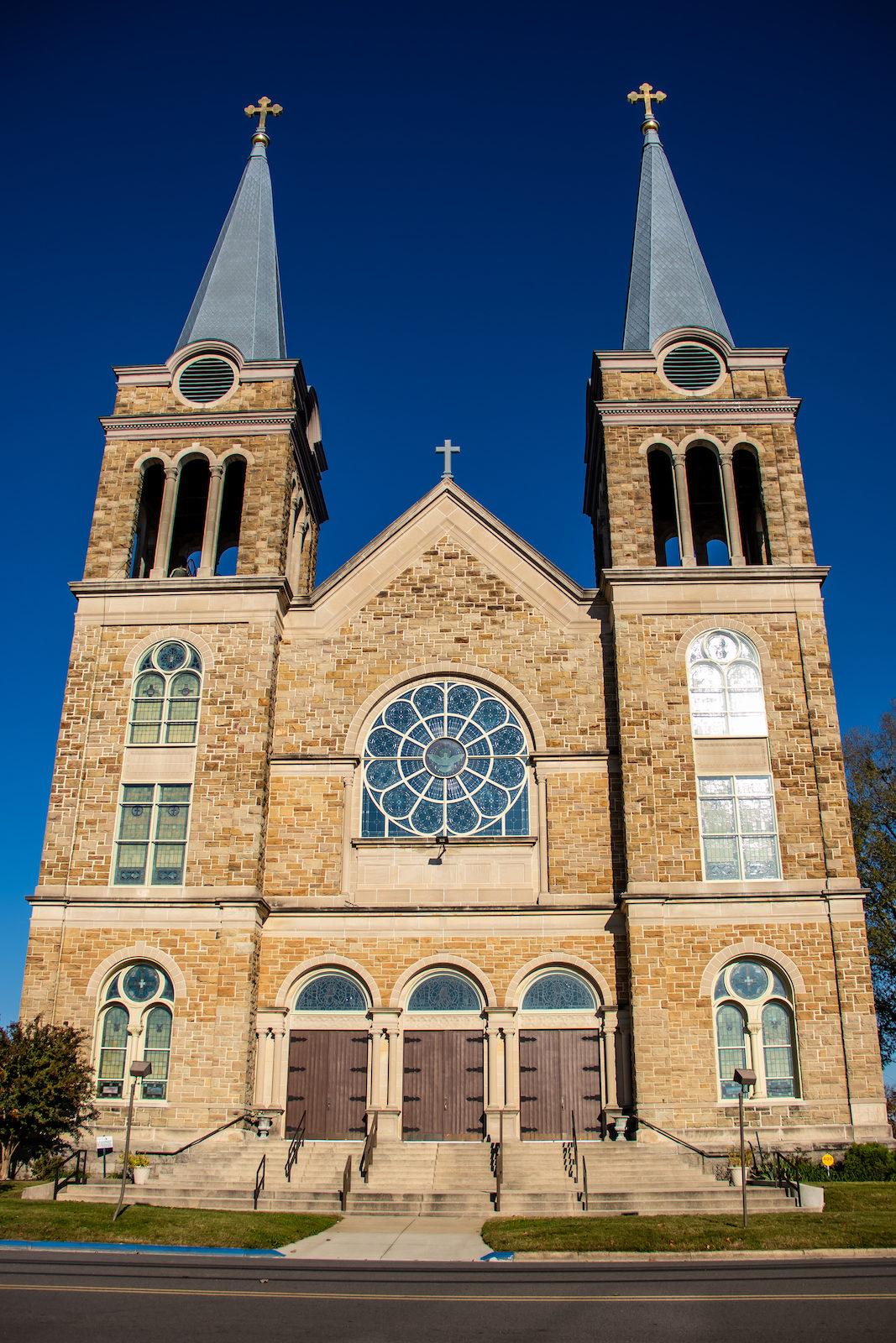 Sacred Heart Of Jesus Christ Catholic Church in Cullman, AL
