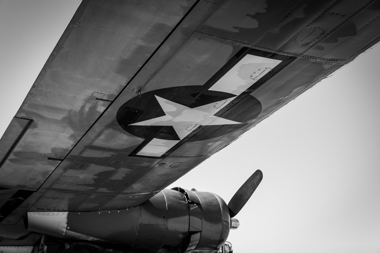 """Collings Foundation B-25 Liberator """"Witchcraft"""""""